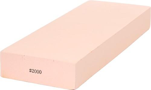 Wetsteen roos keramische steen korrel 2000