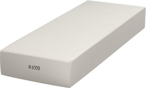Wetsteen wit keramische steen korrel 4000
