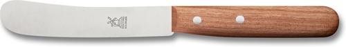 Botermes Buckels RVS kersenhout 6,7 cm