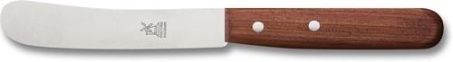 Robert Herder Buckels Botermes 7 cm RVS Pruimen