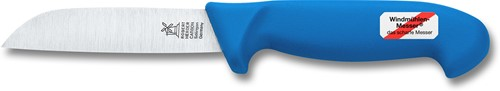 """Robert Herder """"Zwoller"""" Groentenmes 12 cm Carbon blauw PP"""