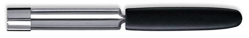 Triangle Professional Appelboor Ø 20 mm roestvrijstaal met zwart kunststof heft