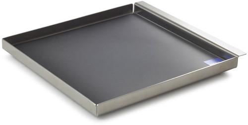 Mono multitablet dienblad XS 15 x 15 cm met anti-slip PVC-inzet