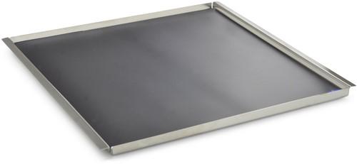 Mono multitablet dienblad M, 31 x 31 cm met anti slip PVC-inzet