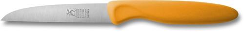Aardappelmesje Klassiker met anti-slip heft geel