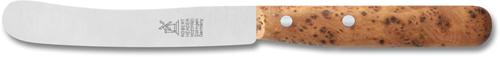 Buckels 12 cm roestvrijstaal Jeneverbessenhout