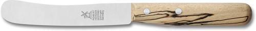 Ontbijtmes RVS 22 cm BuckeIs IJsbeuken in kartonnen etui