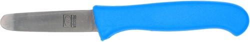 Paprikamesje blauw kunststof heft 65 mm