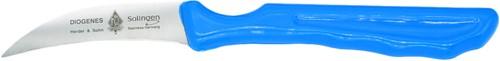 Champignonmesje blauw