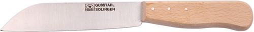 Groentemes Carbon Roodbeuken heft alu nieten 16 cm
