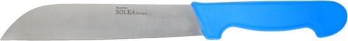 Groentemes rv 21 cm blauw kunststof heft