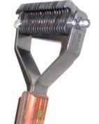 Klittenkam Coat King extra fijn 1.5 mm / 20 messen