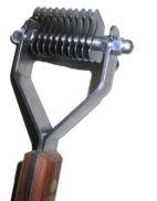 Klittenkam Coat King fijn 2.5 mm / 10 messen