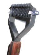 Klittenkam Coat King fijn 2.5 mm / 12 messen