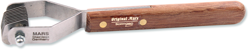 Mars Coat King klittenkam mini fijn 1.5 mm / 10 messen