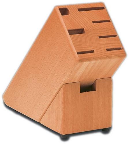 Solinger Messenblok 8 delen leeg hout 24 cm