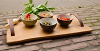 Tapasplank en serveerplank 65 x 35 cm Food Safe-2