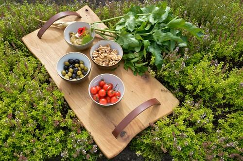 Tapasplank en serveerplank 65 x 35 cm Food Safe-3