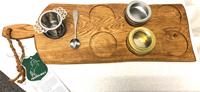 Theeplank rechthoekig Food Safe