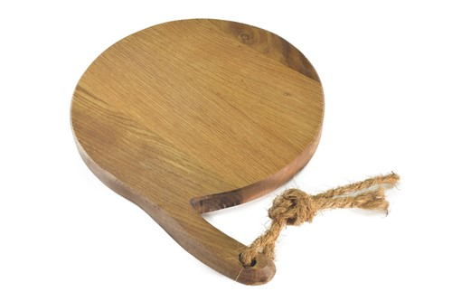 Twents Hout Pizzaplank Ø 30 x 2 cm Food Safe