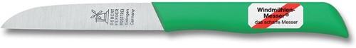 Robert Herder Klassiker 1966 Aardappelmes 8,5 cm roestvrijstaal met groen Kunststof heft