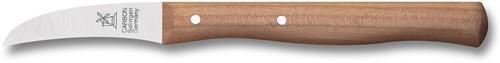 Robert Herder Vogelsnavel Aardappelmes 6 cm Carbonstaal met Kersenhouten heft