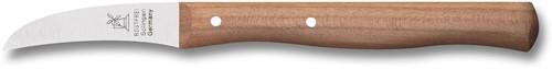 Robert Herder Vogelsnavel Aardappelschilmes 6 cm roestvrijstaal met ersenhouten heft