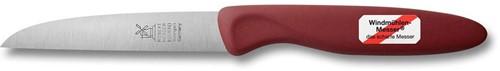 Robert Herder ClassicFutur Schilmes 8,5 cm roestvrij staal met rood Biopolymeer