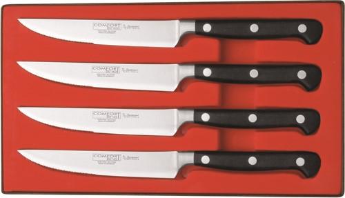 Steak messenset 4-delig Comfort Line