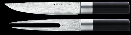 Felix Absolute ML Trancheerset van Vleesmes 20 cm en Vleesvork 18 cm