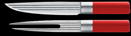 Felix Absolute ML Lines Trancheerset van Vleesmes 20 cm en Vleesvork 18 cm