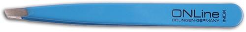 Pincet blauw schuin ONLine