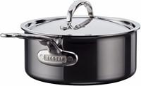 Steelpan met deksel Ø 20 cm / 2,8 liter