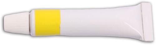 Scheermesriempasta geel tube
