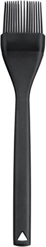 Bakkwast van siliconen kleur zwart