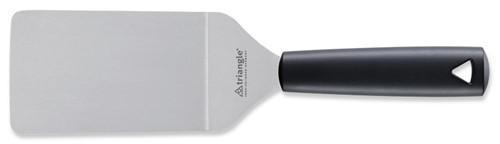 Palet met knik en breed lemmet 14 cm met handig ophangsysteem