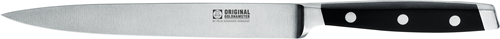 Goldhamster First Class Fileermes 16 cm RVS POM