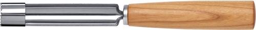 """Triangle """"Mood"""" Appelboor Ø 20 mm roestvrijstaal met duurzaam PEFC kersenhouten heft"""