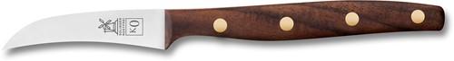 Robert Herder K0 Aardappelschilmes vogelsnavel 7 cm RVS walnoot