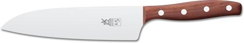 Robert Herder K5 Koksmes XL 18 cm RVS pruimen