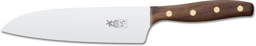 Robert Herder K5 Koksmes XL 18 cm RVS walnoot