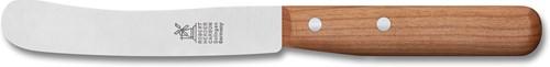 Ontbijtmes Buckels kersenhout 11,5 cm