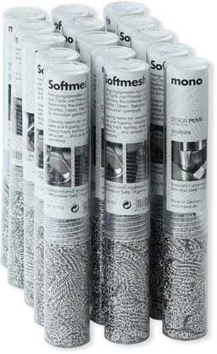 Mono Softmesh navulling voor Display, 15 stuks Softmesh
