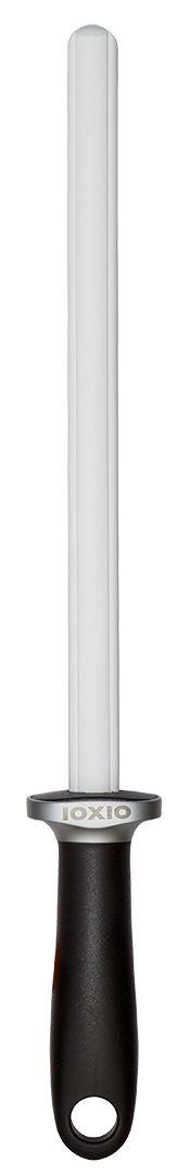 Aanzetstaal rond, keramisch, korrel 1000, lengte  26 cm, ideaal voor nascherpen