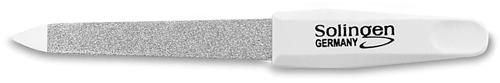 Nagelvijl Solingen Saffier 10 cm. wit