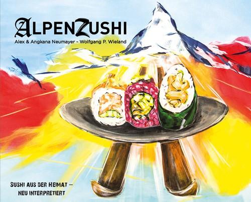 Kookboek voor sushi Neumayer