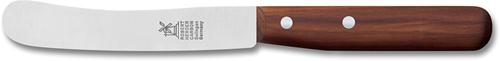 Ontbijtmes Buckels pruimenhout 11,5 cm